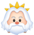 King Triton Tsum Tsum Game