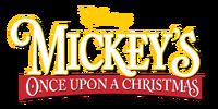 Mickey's Once Upon a Christmas Logo.png