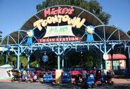 Mickey's Toontown Fair Station Magic Kingdom