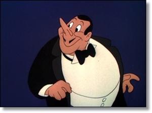 Mr. French Waiter