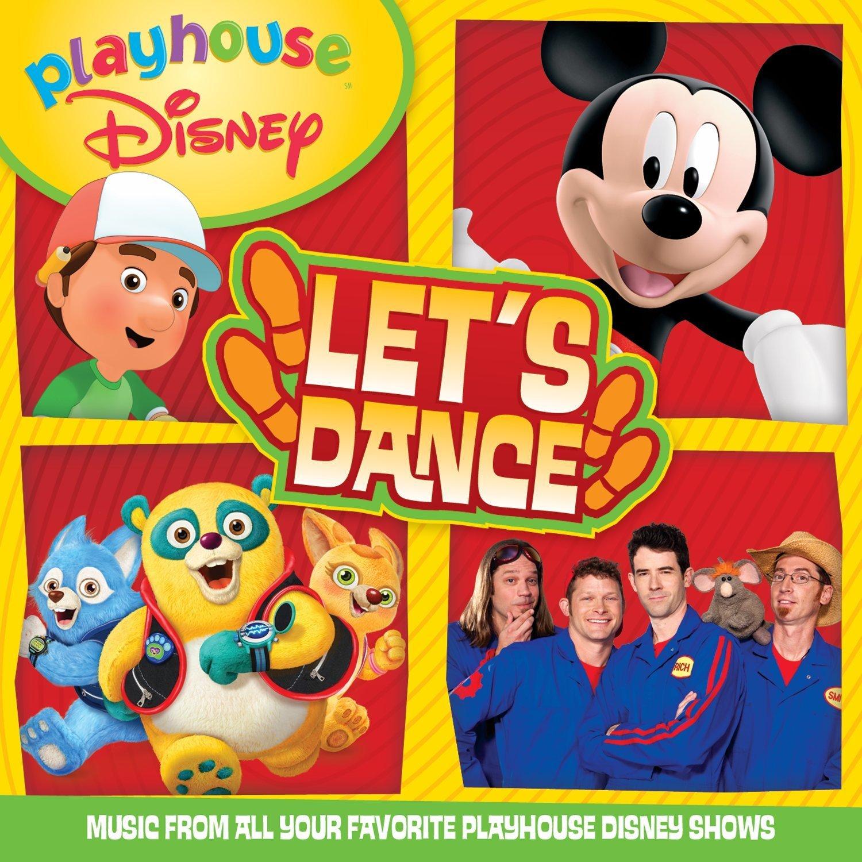 Playhouse Disney: Let's Dance