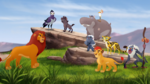 The Lion Guard Battle for the Pride Lands snapshot 0.03.21