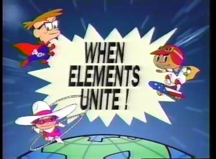When Elements Unite!