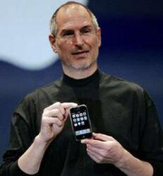 250px-Steve Jobs with an iPhone.jpg