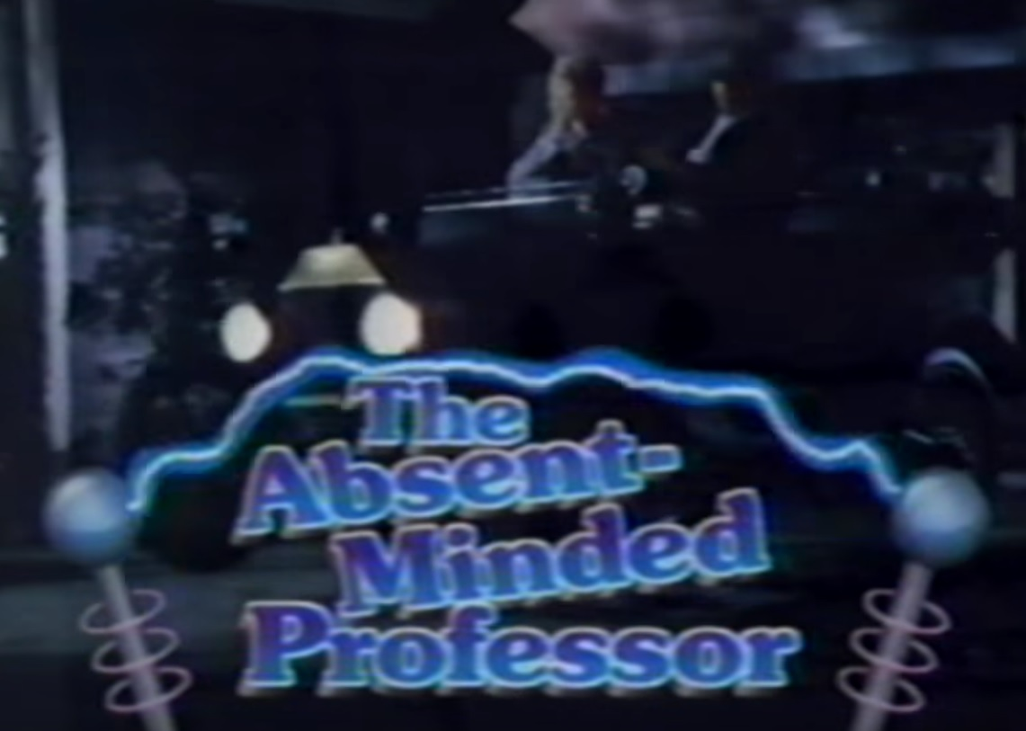 The Absent-Minded Professor: Trading Places