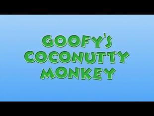 Goofy's Coconutty Monkey