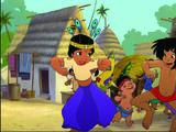 The Jungle Rhythm