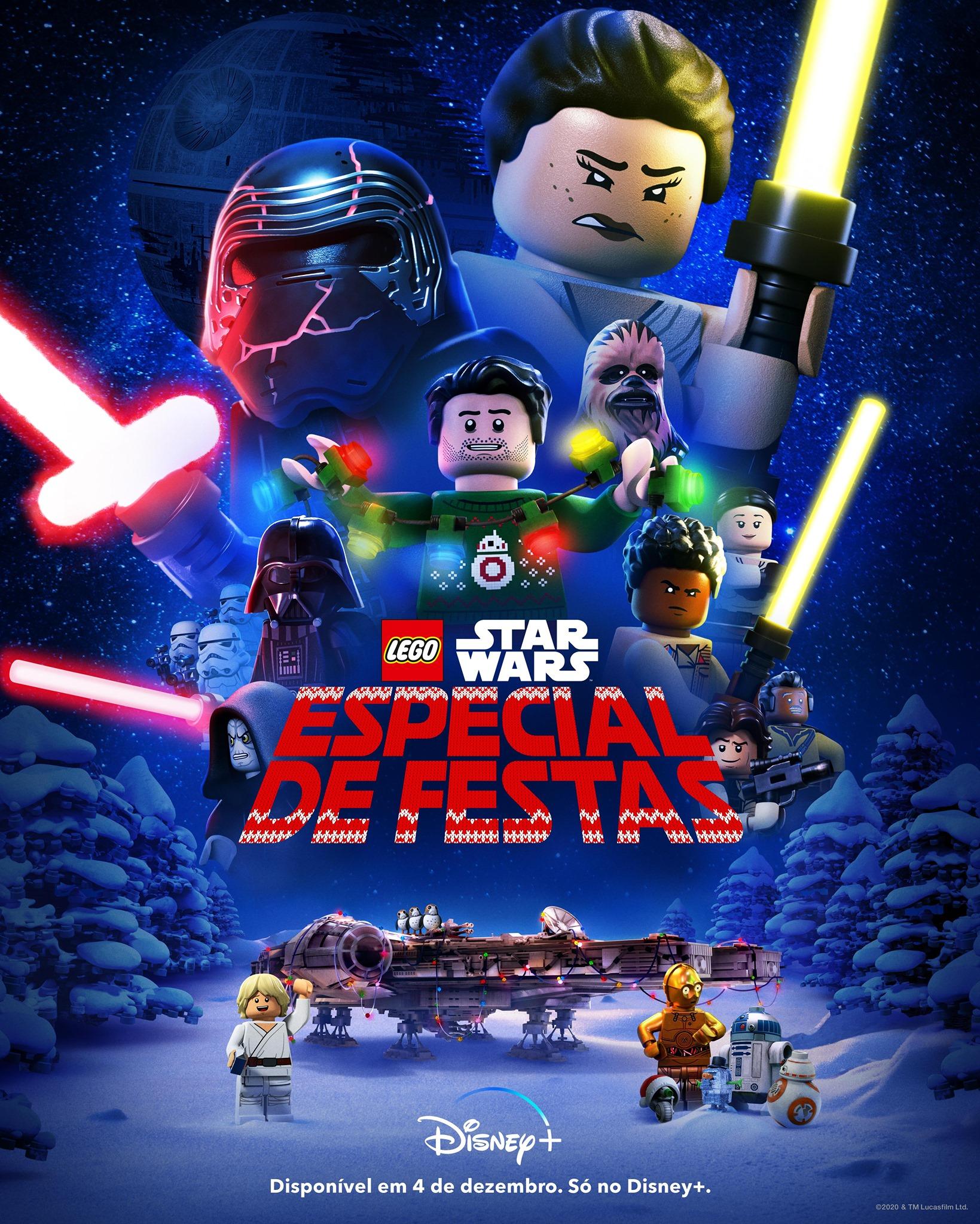LEGO Star Wars Especial de Festas