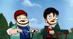McCluckerbusters - Howard and Randy 02