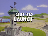Out to Launch (Chip 'n Dale Rescue Rangers)