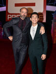 Ryan Potter & Scott Adsit BH6 premeire