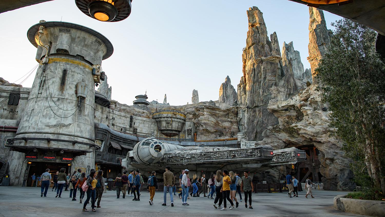 Star Wars: Galaxy's Edge (Disney's Hollywood Studios)