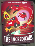 The Incredicars Poster
