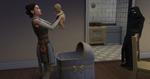 The Sims 4 Star Wars Journey to Batuu - Reylo baby