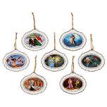 Disney Designer Collection 2017 Ornament Set - Limited Edition