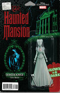 Disney Kingdoms Haunted Mansion Issue 1 Action Figure Variant
