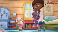 Doc, lambie and cece
