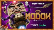 MODOK Character Poster