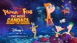 Phineas and Ferb the Movie Candace Against the Universe - Promotional Image