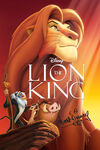 The Lion King Signature Collection Digital Copy