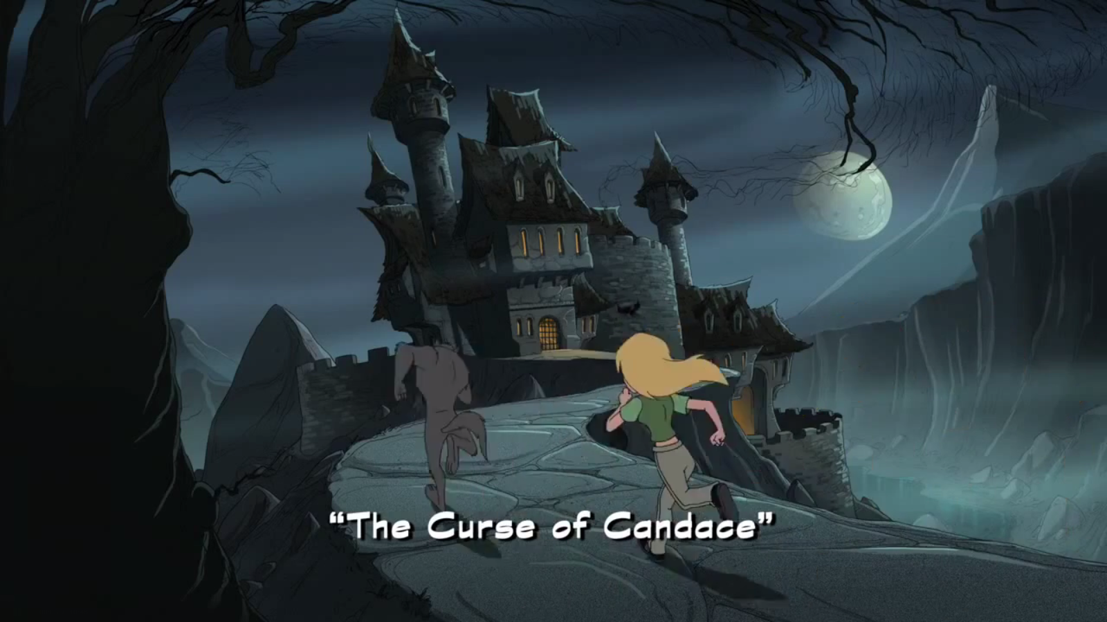 The Curse of Candace