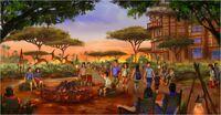 Disney's Explorers Lodge 04