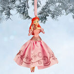 Disney Princess Sketchbook Ornament Collection ariel