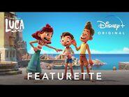 Friendship Featurette - Disney and Pixar's Luca - Disney+