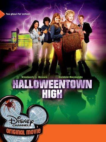 Halloweentown: O Portal
