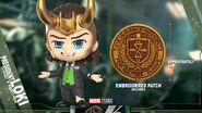 Loki Cosbaby Bobble-Heads - President Loki