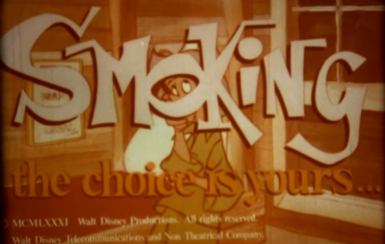 Smoking: The Choice is Yours