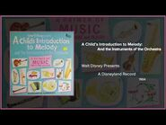 A Child's Introduction to Melody by Disneyland Records Presented by Filmscore Fantastic-2