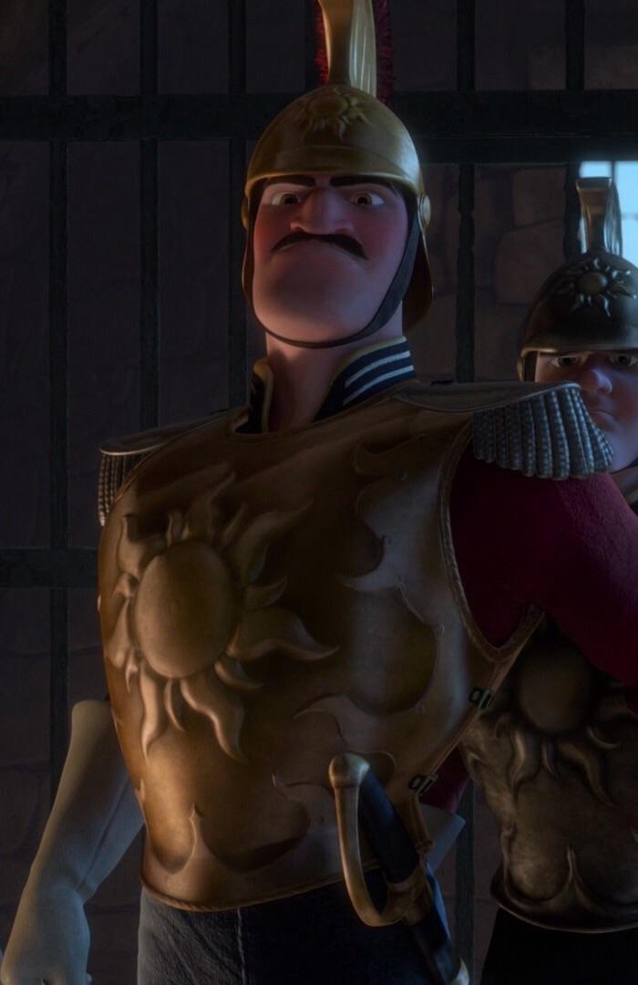Anführer der königlichen Wachen