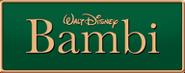 Bambi Header title Logo