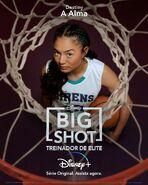 Big Shot - Treinador de Elite - Pôster de Personagem - 04