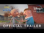 Diary of a Wimpy Kid - Official Trailer - Disney+-2