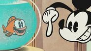 Gasp! A Mickey Mouse Cartoon Disney Shows
