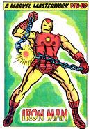 Iron Man by Jack Kirby