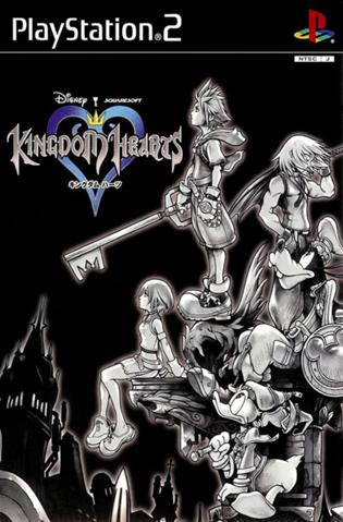 Kingdom Hearts (game)/Gallery