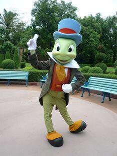 Jiminy Cricket HKDL