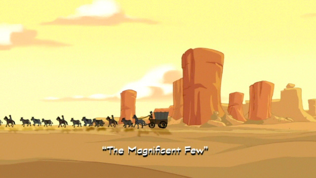 The Magnificent Few