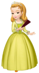 Princess Amber Render 1