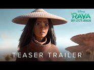 RAYA UND DER LETZTE DRACHE - Teaser Trailer (deutsch-german) - Disney HD