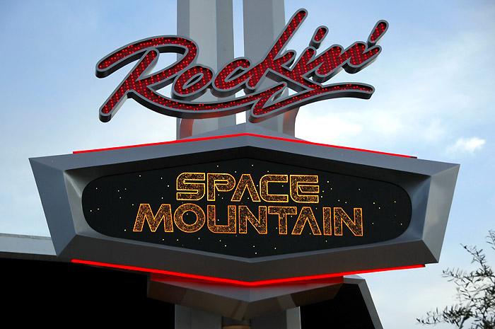 Rockin' Space Mountain