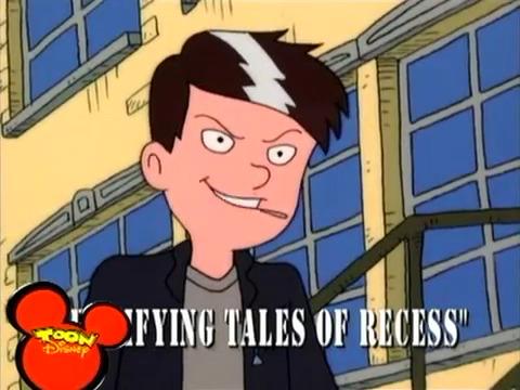Terrifying Tales of Recess
