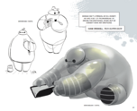 The Art of Big Hero 6 (artbook) 087
