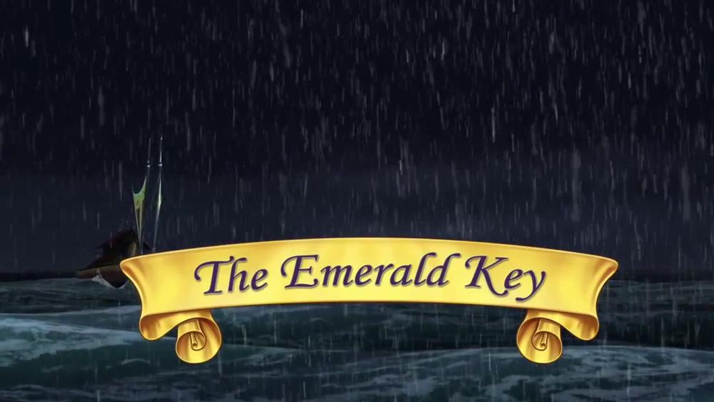 A Chave Esmeralda