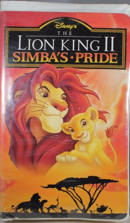 The Lion King II: Simba's Pride (video)
