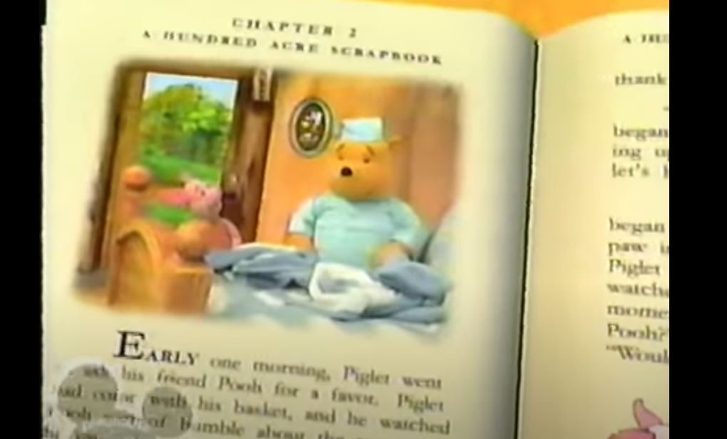 The Hundred Acre Scrapbook