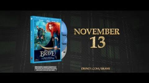 Disney•Pixar's Brave - Available to Own November 13